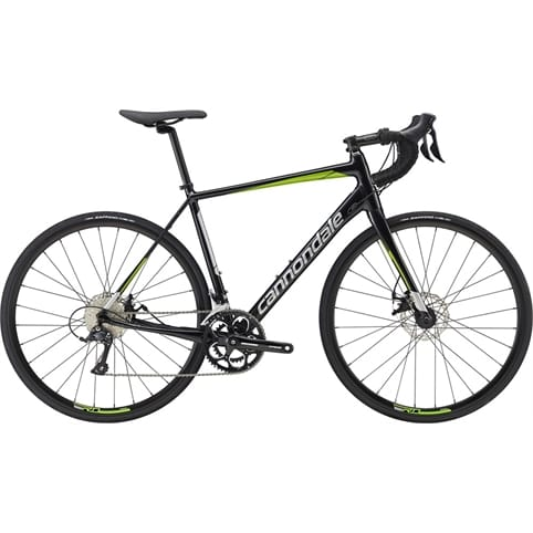CANNONDALE SYNAPSE DISC SORA ROAD BIKE 2018