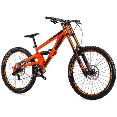 ORANGE 324 FACTORY 650b FS MTB BIKE 2018