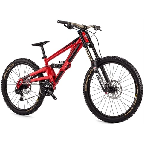 ORANGE 324 RS 650b FS MTB BIKE 2018