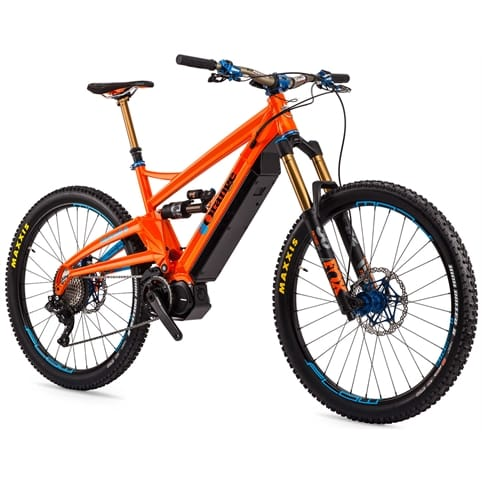 ORANGE ALPINE 6 E LAUNCH EDITION 650b E-MTB BIKE 2018