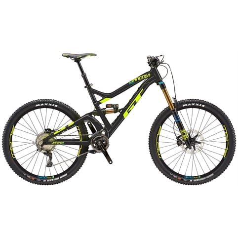 GT SANCTION PRO 650b FS MTB BIKE 2018