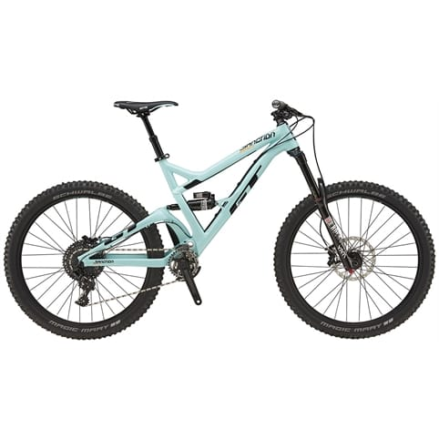 GT SANCTION EXPERT 650b FS MTB BIKE 2018