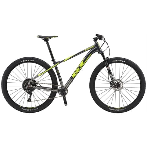 GT ZASKAR COMP 29 HARDTAIL MTB BIKE 2018