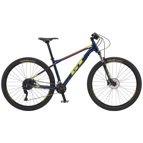 GT AVALANCHE ELITE 29 HARDTAIL MTB BIKE 2018