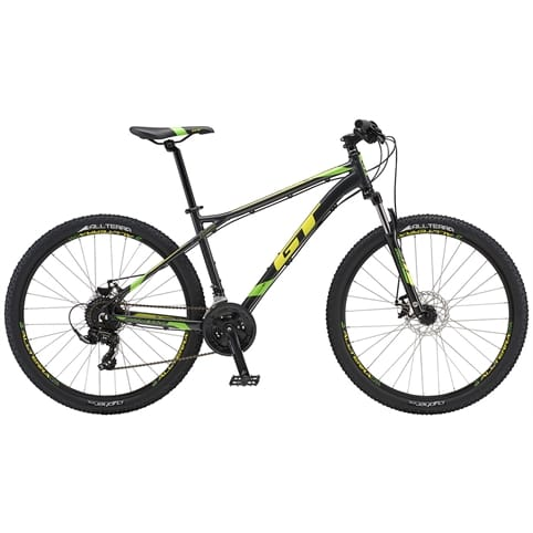 GT AGGRESSOR SPORT 650b HARDTAIL MTB BIKE 2018