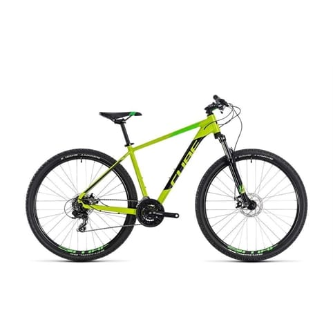CUBE AIM 650b HARDTAIL MTB BIKE 2018
