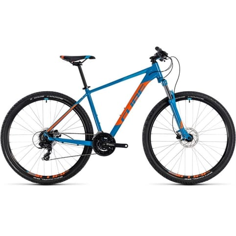 CUBE AIM PRO 29 HARDTAIL MTB BIKE 2018
