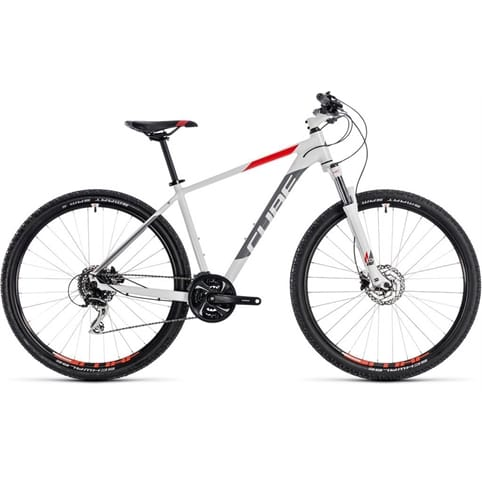 CUBE AIM RACE 650b HARDTAIL MTB BIKE 2018