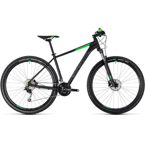CUBE AIM SL 29 HARDTAIL MTB BIKE 2018