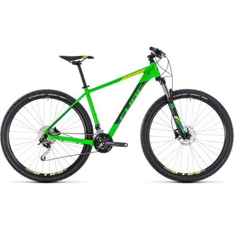 CUBE ANALOG 29 HARDTAIL MTB BIKE 2018