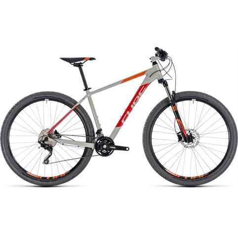 CUBE ATTENTION 650b HARDTAIL MTB BIKE 2018