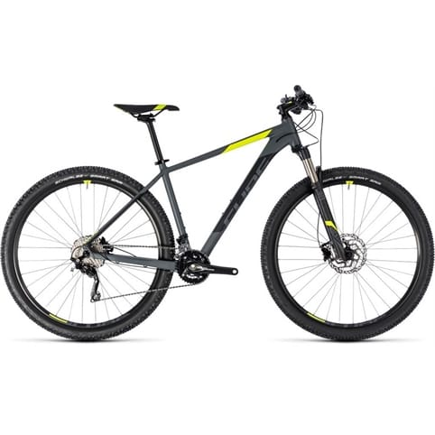 CUBE ATTENTION 29 SL HARDTAIL MTB BIKE 2018