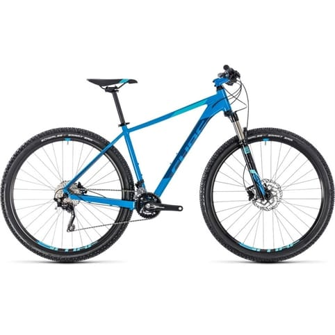 CUBE ATTENTION SL 650b HARDTAIL MTB BIKE 2018