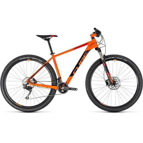 CUBE ACID 650b HARDTAIL MTB BIKE 2018