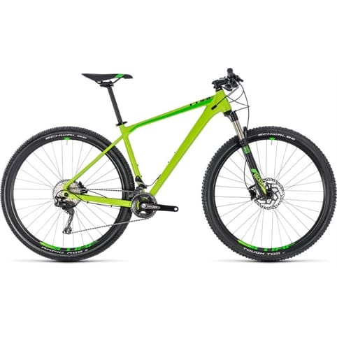 CUBE REACTION PRO 29 HARDTAIL MTB BIKE 2018