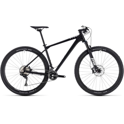 CUBE REACTION SL 29 HARDTAIL MTB BIKE 2018