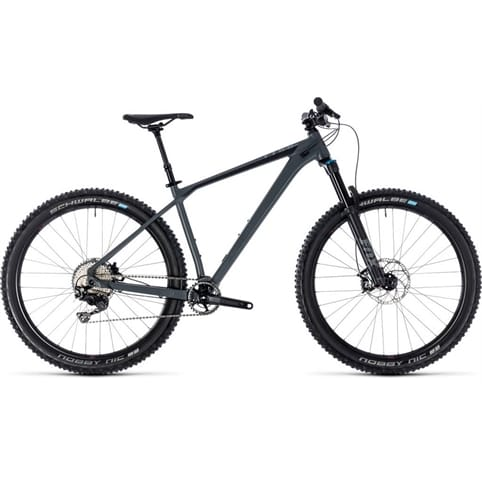 CUBE REACTION TM HARDTAIL MTB BIKE 2018