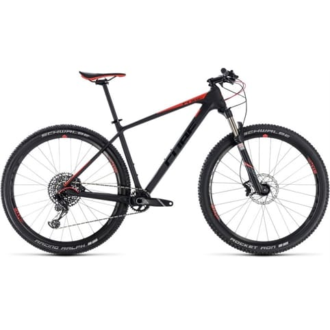 CUBE REACTION C:62 PRO 29 HARDTAIL MTB BIKE 2018