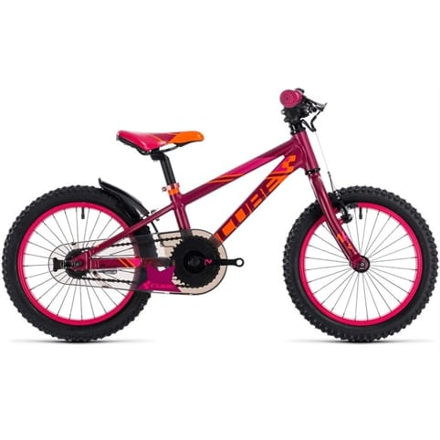 CUBE KID 160 GIRLS BIKE 2018