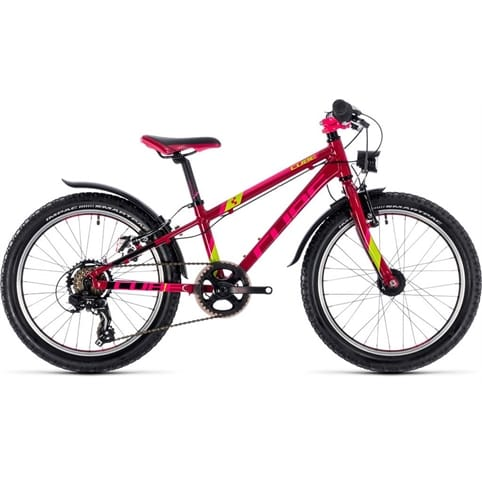 CUBE KID 200 ALLROAD GIRLS BIKE 2018