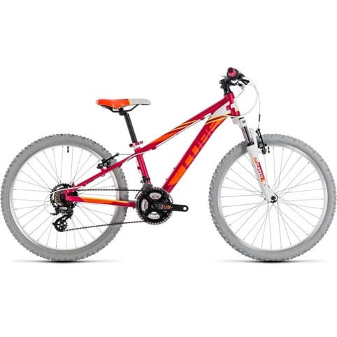 CUBE KID 240 GIRLS HARDTAIL MTB BIKE 2018