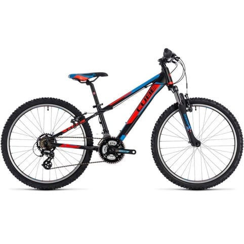 CUBE KID 240 HARDTAIL MTB BIKE 2018