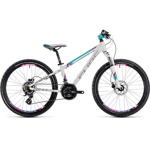 CUBE KID 240 DISC GIRLS HARDTAIL MTB BIKE 2018
