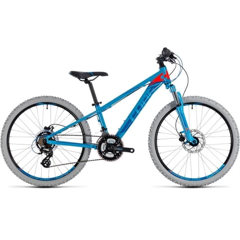 CUBE KID 240 DISC HARDTAIL MTB BIKE 2018