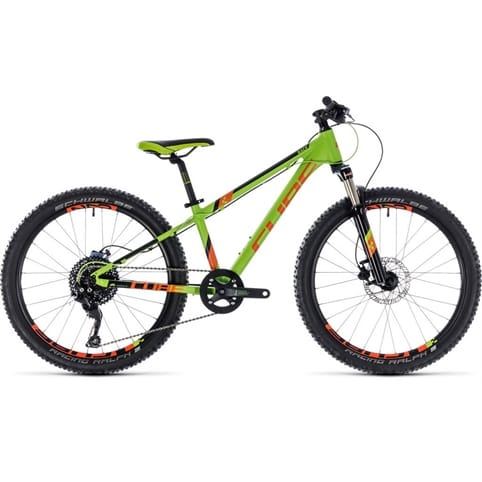 CUBE KID 240 RACE HARDTAIL MTB BIKE 2018