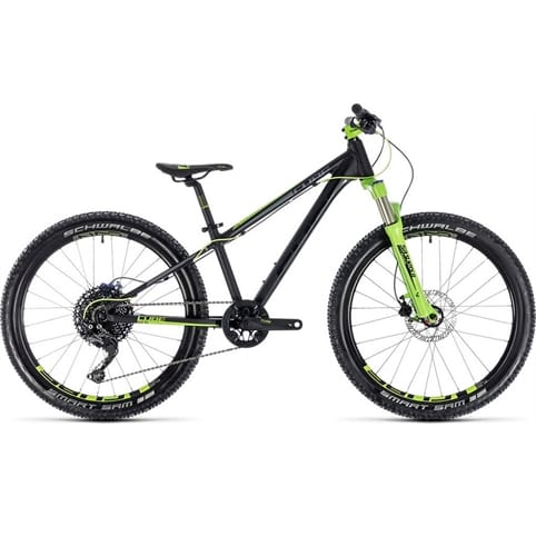 CUBE KID 240 SL HARDTAIL MTB BIKE 2018