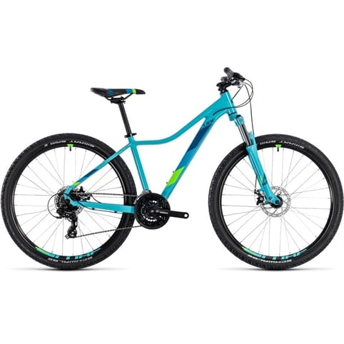 CUBE ACCESS WS 29 HARDTAIL MTB BIKE 2018