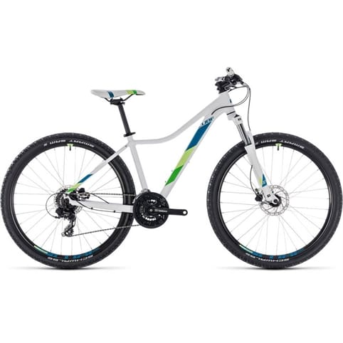 CUBE ACCESS WS EAZ 650b HARDTAIL MTB BIKE 2018