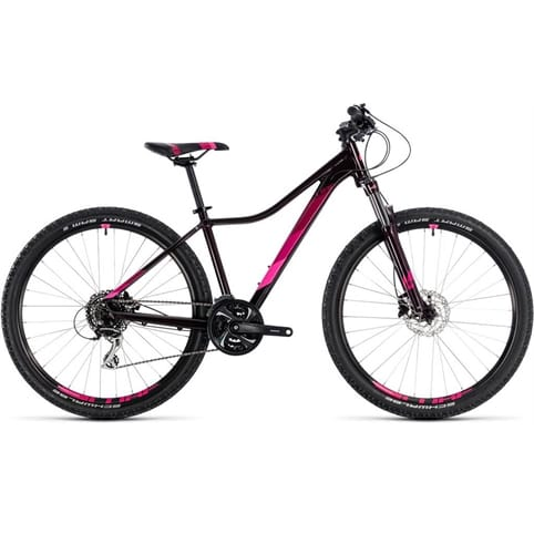 CUBE ACCESS WS EXC 650b HARDTAIL MTB BIKE 2018