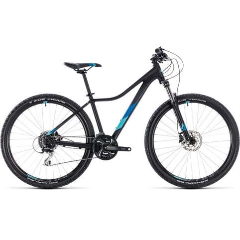 CUBE ACCESS WS EXC 29 HARDTAIL MTB BIKE 2018