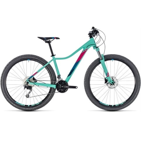 CUBE ACCESS WS PRO 29 HARDTAIL MTB BIKE 2018