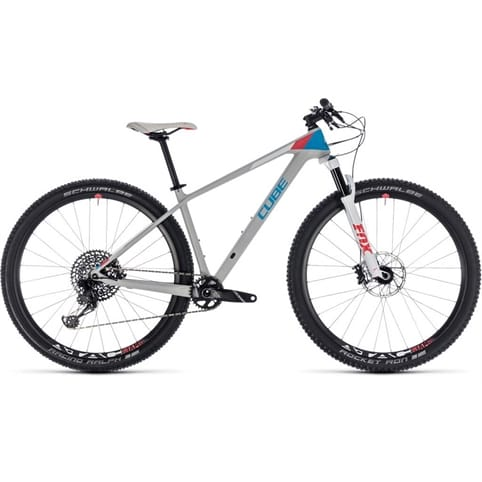 CUBE ACCESS WS C:62 SL 29 HARDTAIL MTB BIKE 2018