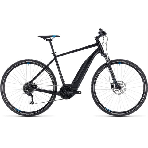CUBE CROSS HYBRID ONE 400 E-BIKE 2018