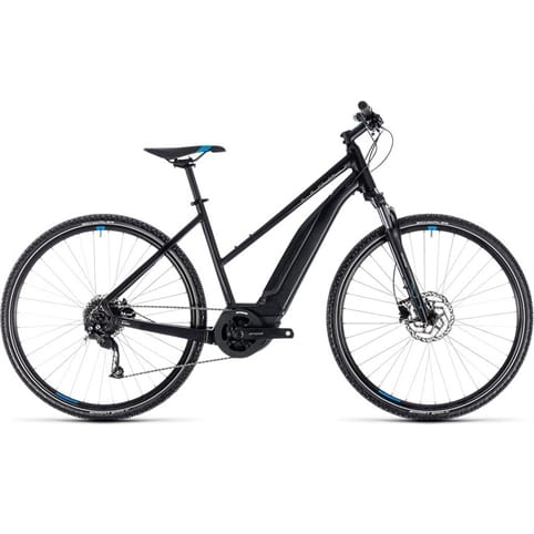 CUBE CROSS HYBRID ONE 500 TRAPEZE E-BIKE 2018