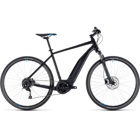 CUBE CROSS HYBRID ONE 500 E-BIKE 2018