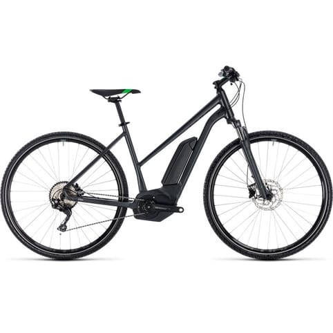 CUBE CROSS HYBRID PRO TRAPEZE 400 E-BIKE 2018