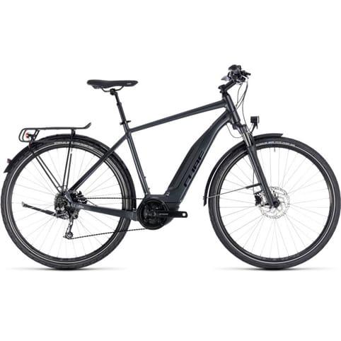 cube touring hybrid one 400 e bike 2018 all terrain cycles. Black Bedroom Furniture Sets. Home Design Ideas