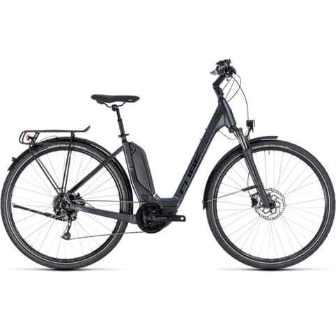 CUBE TOURING HYBRID ONE EASY ENTRY 400 E-BIKE 2018
