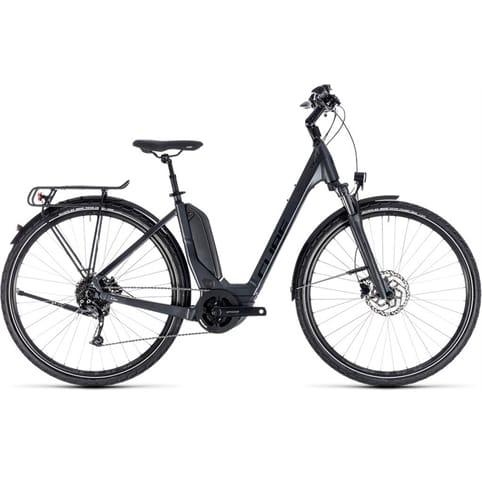 CUBE TOURING HYBRID ONE EASY ENTRY 500 E-BIKE 2018