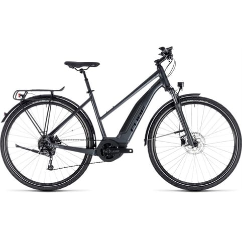 CUBE TOURING HYBRID ONE TRAPEZE 500 E-BIKE 2018