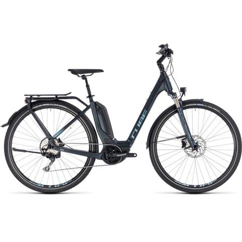 CUBE TOURING HYBRID PRO EASY ENTRY 400 E-BIKE 2018
