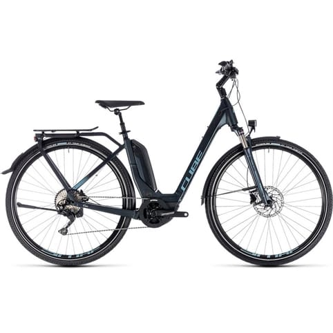 CUBE TOURING HYBRID PRO EASY ENTRY 500 E-BIKE 2018