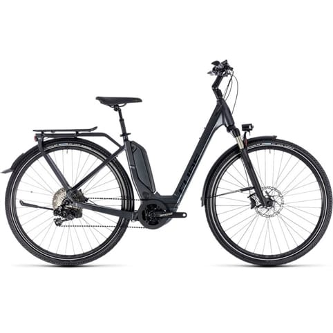 CUBE TOURING HYBRID SL EASY ENTRY 500 E-BIKE 2018