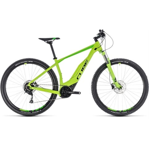 CUBE ACID HYBRID ONE 400 29 HARDTAIL E-MTB BIKE 2018
