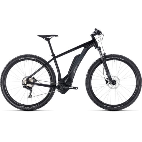 CUBE REACTION HYBRID PRO 500 650b HARDTAIL E-MTB BIKE 2018