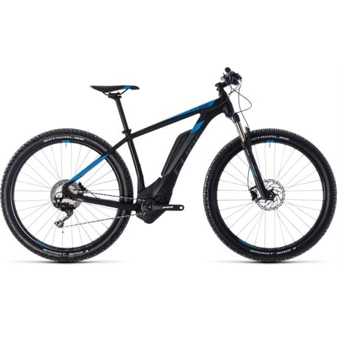 CUBE REACTION HYBRID RACE 500 29 HARDTAIL E-MTB BIKE 2018